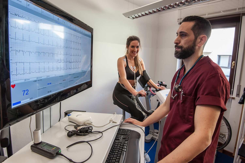 Diagnosi in tempo medicina sportiva